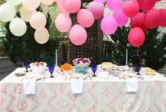 Instant Party! 3 Ways to Decorate with Balloons