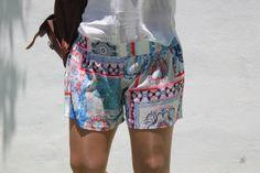 DIY Aprender a coser pantalones sencillos con patrón incluido LOS PATRONES