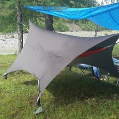 Glider™  Weather Protection, Rain or Shine The Glider™ is the first portable hammock shelter to feature a fully integrated rainwater retention system. The de...