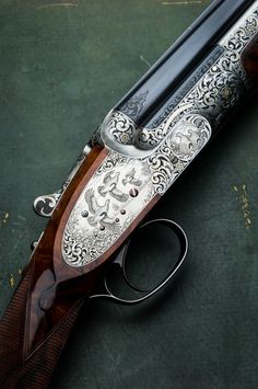 A Hartmann & Weiss 20g Over and Under via Westley Richards.