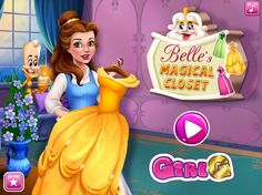 Bella z filmu Piękna i Bestia musi odnaleźć kilka przedmiotów, które magicznym sposobem zniknęły! http://www.ubieranki.eu/gry/3747/magiczna-sypialnia-belli.html