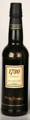 OLOROSO vors 1730 DO. JEREZ