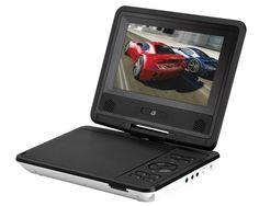 Watch all of your favorite movies on the go with the Portable DVD/CD Player. This multi-format player features a 7 inch LCD screen for sharp, colorful image. Dvd Vcr, Dtv, Tv Videos, Remote, Cool Things To Buy, Audio, Ebay, Colorful, Free Shipping
