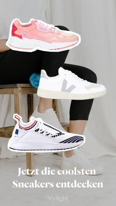 Leder Sneaker in Grün: 68 Produkte bis zu −50% | Stylight