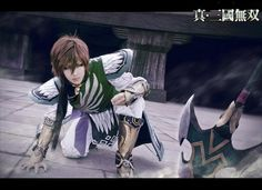 Jiang Wei(Dynasty Warriors 7) by Luoyu on WorldCosplay