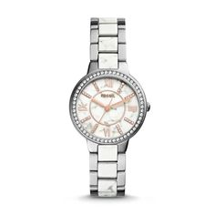 Fossil Spring Newness Virginia Women's watch available at Savoys Jewellers