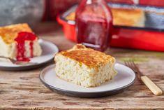 Rizsfelfújt málnaöntettel recept   Street Kitchen Vanilla Cake, Cheesecake, Pie, Cooking, Health, Food, Torte, Kitchen, Cake