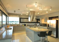 Grand Designs, Good House, Home And Living, Kitchen Island, Facade, House Design, Architecture, House Styles, Furniture