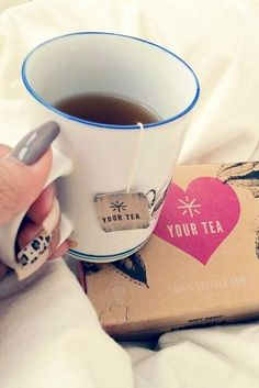 Tiny Tea, amazing for bloating, digestion//