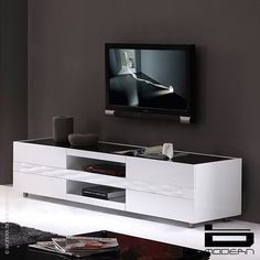 Designed for those who appreciate the art of design and live a balanced, yet edgy lifestyle, B-Modern Publisher TV Stand. #BModern #tvstand  Available at metropolitandecor.com  http://www.metropolitandecor.com/Publisher-TV-Stand-B-Modern_p_12052.html