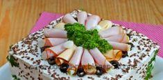 Η πιο εύκολη αλμυρή τούρτα με ψωμί του τόστ! Greek Recipes, Panna Cotta, Cooking, Cake, Ethnic Recipes, Desserts, Food, Pies, Kitchen