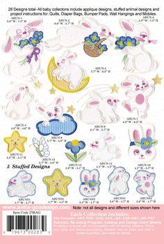 Anita Goodesign | Baby Bunnies - Anita Goodesign