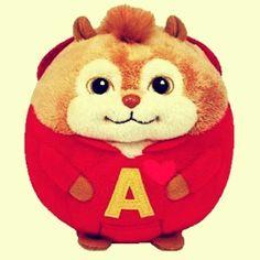 Alvin Beanie Ballz: ^__^