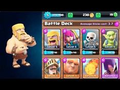 Enjoying playing the epic game Clash of Clan? Here is a new cool game by its developers- Clash Royale that is a step more ahead than its predecessor-http://goo.gl/bhSWby