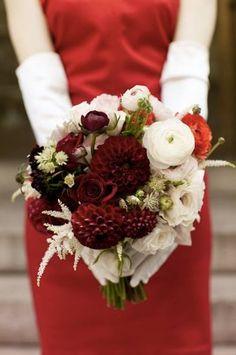 Claret bouquet!