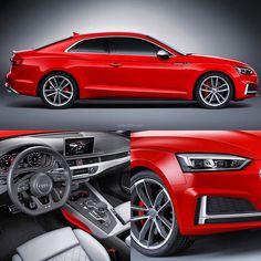 #newS5 / #newA5: hooked on the details? ////  Audi edit @audidriven //// #audidriven - a 'state of mind' oooo #Audi #S5 #AudiS5 #AudiA5 #A5 #Audicolor #redAudi #AudiLED