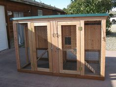 2 Plans One Low Price, Chicken Coop Plan With Material List ,& Rabbit Hutch Plan