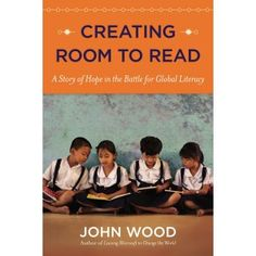 I learned about Room to Read as part of a class project about NGOs. I fell in love with their mission and hopefully one day can contribute.