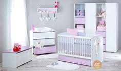 Kompletná zostava do detskej izby Elina | MT-nábytok.sk