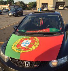 Portuguese pride in Canada