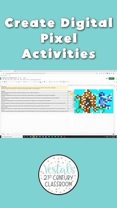 In this Ed Tech tutorial, learn the easiest way to create digital pixels activities also known as digital mystery picture activities.#vestals21stcenturyclassroom #digitalpixels #digitalpixelsactivities #digitalmysterypicture #howtomakedigitalpixels #virtuallearning #edtech #edtechtutorial