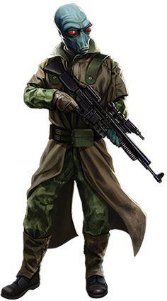 Duros Sniper