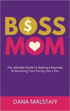 Great book on being a mompreneur. How to build a business and be a mom like a boss. #affiliate