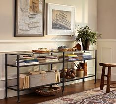 Tanner Long Console Table from Pottery Barn