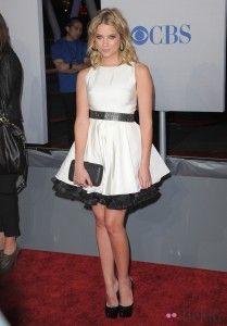 Ashley Benson Dress at People's Choice Awards