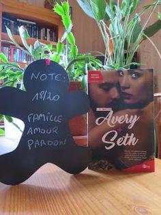 Les lectures de Mylène: Seconde chance, tome 1 : Avery et Seth de L.E. Bro...