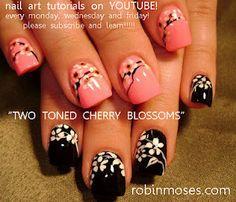 Robin Moses Nail Art Lt 3 White Nails Taupe Black