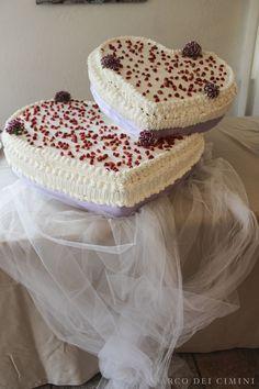 Torte personalizzate per il tuo matrimonio realizzate dai nostri pasticceri interni