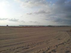 Playa de las Arenas. Valencia. (TONI) @A_La_Ca