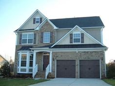 The West Lake subdivision, located in Apex,/ Cary NC, boasts beautiful homes by D. R. Horton