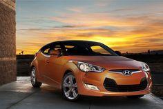 The 2012 Hyundai Veloster - BuyAutoParts.com