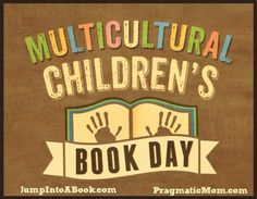 Multicultural Children's Book Day, Jump Into a Book