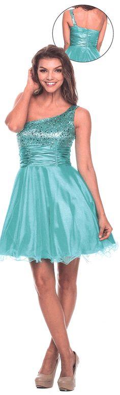 Prom DressSweet 16 Dress under $80733Short