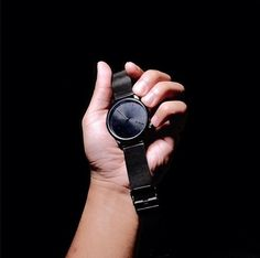Black never goes out of style, and neither does the @komono Fat Wizard Watch. #komono #timeless #classic #blackonblack #sportiquesf