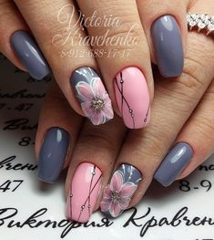 """Explore our internet site for even more info on """"gel nail designs for fall"""". It is an exceptional location to find out more. Shellac Nails, Manicure Gel, Shellac Nail Designs, Diy Nails, Nail Art Designs, Nails Design, Perfect Nails, Gorgeous Nails, Cute Acrylic Nails"""