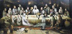 last supper Piasecki