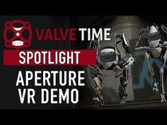Valve's Aperture virtual reality demo becomes public on YouTube