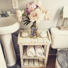 Tiny apartment bathroom decoration ideas (58)