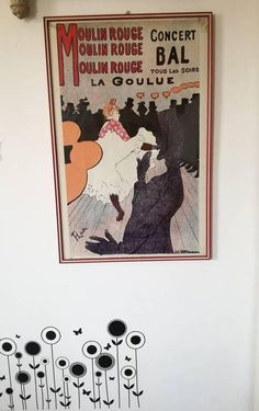 ToulouseLoutrec Poster-stampa-stampa vintage-stampa