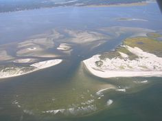 On Long Island Coast, An Unexpected Gift From Hurricane Sandy: One year after the storm that caused it, an inlet blasted in Fire Island has led to the cleansing of a long-polluted bay.