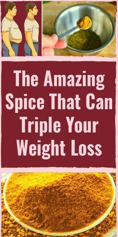 Amazing Spice That Can Triple Your Weight Loss - Health natural diet - Smoothie Recipes Health Diet, Health And Wellness, Health Fitness, Health Care, Wellness Fitness, Health Goals, Health Facts, Losing Weight Tips, Lose Weight