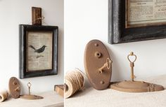 DECOR STEALS ~ Hanging Key/Keyhole Collection