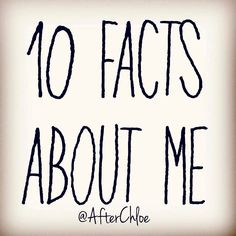Here it goes -Thanks to my forever friend @ginnylimer for nominating me..so here it goes:  10 Facts About Me  1). I love God Sugar-Free Redbull & Running  2). I love music always listening & I have no specific genre so from Heavy Metal to Hip hop to R&B to classical - all of it  3). When I was in Kindergarten I would lock myself in my parents car daily so I wouldn't have to leave my mom to go to school- had all my life severe separation anxiety .. still working on it since my mom passed away…