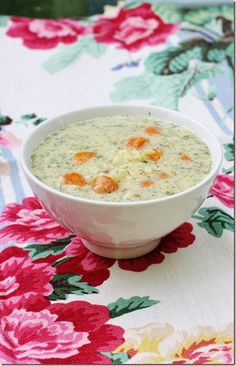 Vegan Avgolemono (Greek Easter Soup with Lemon and Rice) (gluten free, soy free)