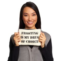 pamela barsky: Frosting is my Drug of Choice