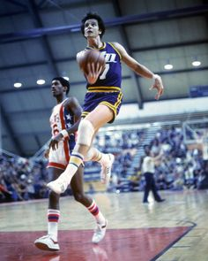 Won't exactly be really really excited about basketball until we can bring Pete Maravich back from the dead